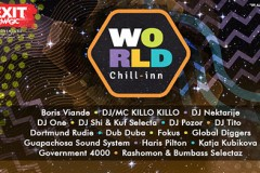 Najbolji World Music na World Chill-Inn bini EXIT festivala!
