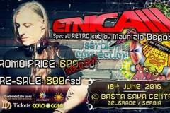 Psy Trance žurka: Etnica u bašti Sava Centra!