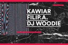 Kralj klupskog zvuka: DJ WOODIE u KC Gradu