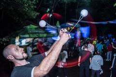 Čarobna psy-trance šuma: 1.000 posetilaca na drugom Forest Festu.