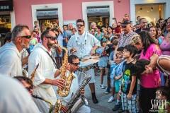 Festival uličnih svirača u Podgrađu Petrovaradinske tvrđave