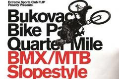 Quartermile Slopestyle: Međunarodno MTB i BMX takmičenje na Bukovcu
