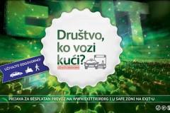 Besplatan prevoz iz Beograda na Exit: Društvo, ko vozi kući?