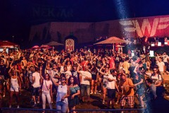Peti Nektar FreshWave festival na tvrđavi Kastel