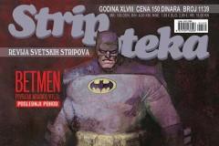 Betmen u Stripoteci! Konačno!