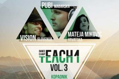 EACH ONE TEACH ONE VOL.3: Internacionalni plesni kamp na Kopaoniku!