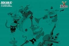 ROKAJ I TI: Rokanje raspisuje konkurs za autorske bendove