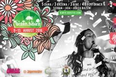 Green Future Fest: Šest dana i pet noći dobre muzike i kampovanja