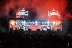Skrillexov spektakl na Jazu pratilo 33.000 fanova!