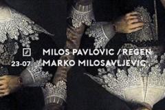Vinyl techno veče: Regen i Marko Milosavljević u Secret Gardenu