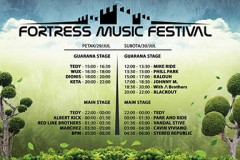 Fortress Music Festival ovog vikenda u Smederevu