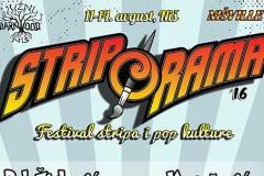 STRIPORAMA: Festival stripa, ilustracije i popularne kulture u Nišu od 11. do 14. avgusta