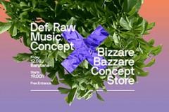 Predah od uličnog haosa: Def. Raw Music Concept u Barutani