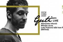 Vikend u Barutani: Francuski Def. Raw Music Concept i Guti Live