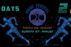 2 Days 2 Ways: Psy trance i techno festival