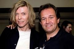 Brajan Rašić potpisuje publikaciju Belgrade To Bowie