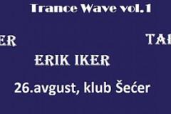 Trance Wave Vol. 1 u Šećeru ovog petka