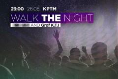 Šetnja kroz noć sa Grofom K.T.I u KPTM-u