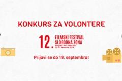Budi i ti deo Slobodne Zone: Konkurs za volontere
