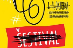 Šestival: Spremite se za šesti festival stand up komedije