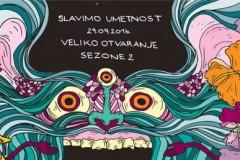 Slavimo umetnost kreće u drugu sezonu: Duh umetnosti budi se na Šlepu