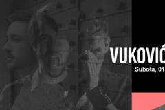 Vuković na kub: Braća po muzici prave žurku u klubu DOT