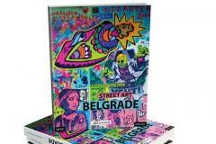 Knjiga Street Art Belgrade čuva grafite od zaborava