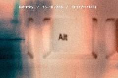 CTRL ALT DOT: Novi serijal žurki u klubu DOT