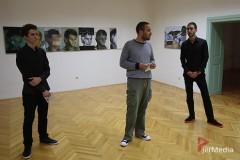 Upoznajte autore izložbe Lice i Naličje - Stefana Lukića i Nebojšu Adamovića