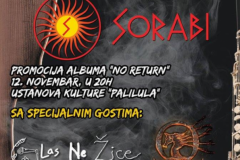 Tamara Knight i Sorabi promovišu debi albume