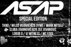 ASAP Special Edition ove subote u Pančevu