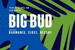 Big Bud večeras u klubu Plastic