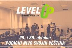Prijavite se za LevelUp radionice!