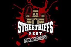 Streetriffs Fest Promo gig u Kuglašu