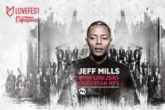 Lovefest Experience: Jeff Mills i Simfonijski orkestar RTS-a