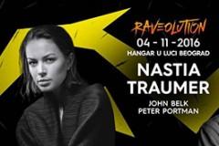 Još 2 dana: Traumer i Nastia prave rave spektakl u Beogradu