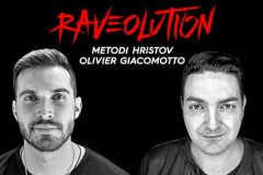 Metodi Hristov i Oliver Giacomotto zvezde nove Raveolution žurke