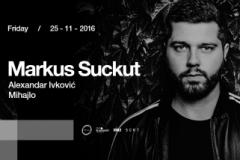 Premijerno: Rezident Berghaina Markus Suckut nastupa u Beogradu