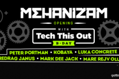 Treći rođendan Tech This Out serijala pokreće Mehanizam