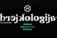 Mehanizam pokreće Brejkologiju: Prvi čas u petak drže Yebiggah, Skal i Mythical