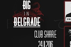 BIG IN BELGRADE vraća muziku na podijum za ples