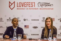 Pogledajte kompletan program i satnicu za Lovefest Experience
