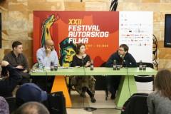 Hrabri Balkan na 22. Festivalu autorskog filma