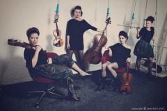 KAD VIOLINE ROKAJU: Gudački kvartet Intermeco u DKSG