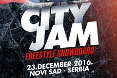 Avalanch Risk City Jam: Snowboard takmičenje u Novom Sadu!