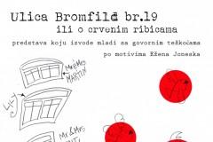 Premijera predstave Ulica Bromfild br. 19 ili o crvenim ribicima
