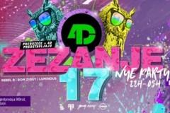 Zezanje 17 NYE Party: 4D u Preduzeću