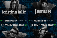 Tech This Out: Bezobrazne, groovy, hipno, techno frekvencije u Mehanizmu