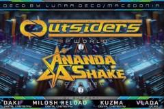 TRANCEFORM 2017: Nova godina uz Outsiders i Ananda Shake