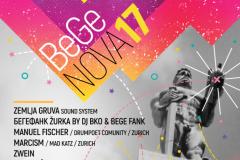 BeGe Nova 17: Nova godina sa beogradskim šmekom i aromom internacionalnog